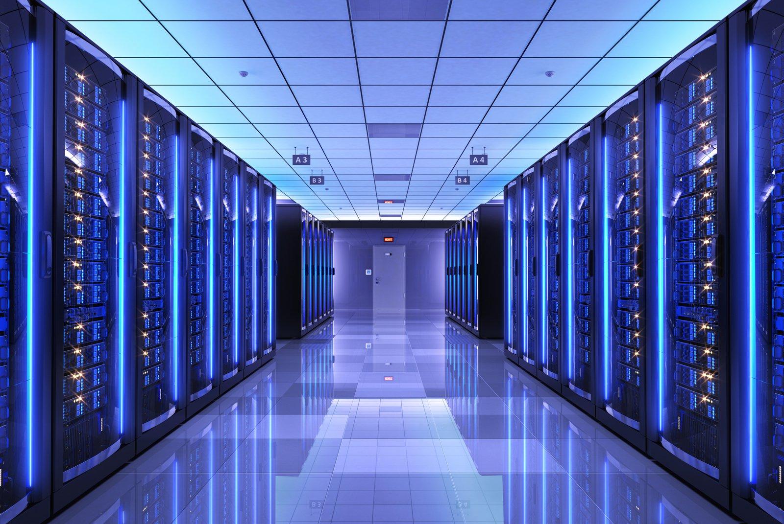 Data Center Imagery
