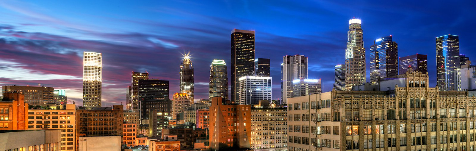 Los Angeles Data Centres & Colocation