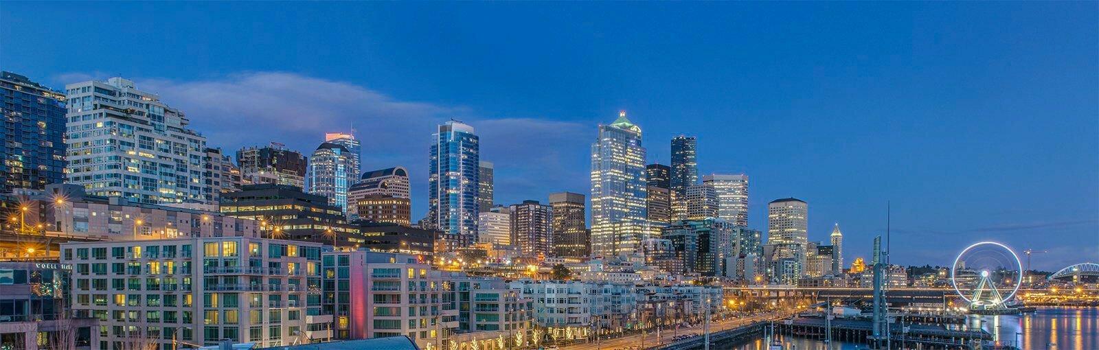 Hero Seattle skyline westin