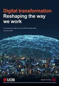 Digital Transformation Reshaping cover img