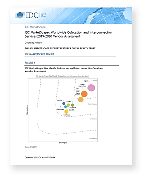 IDC 2020 Report cover