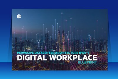Digital Workplace blueprint cover