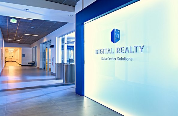 Digital Realty 차이점