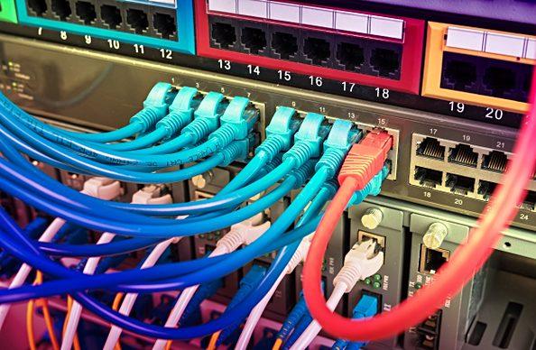상호 연결된 네트워크의 보안
