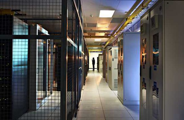 Colocation data centers